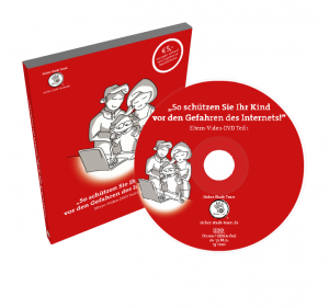 Kinder vor den Internetgefahren schützen ,DVD Serie